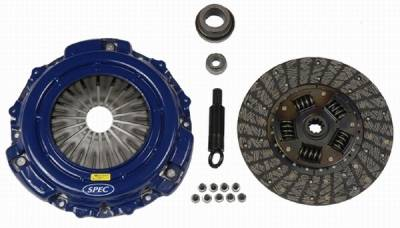 SPEC Clutches - Ford Mustang SPEC Clutches Stage 1 Clutch - 60000