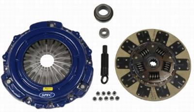 SPEC Clutches - Ford Mustang SPEC Clutches Stage 2 Clutch - 60004