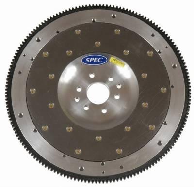 SPEC Clutches - Ford Mustang SPEC Clutches Billet Steel Flywheel - 60018