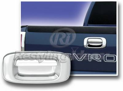 Suv Truck Accessories - Tail Gate Lock - Restyling Ideas - GMC Sierra Restyling Ideas Tailgate Cover - 65201
