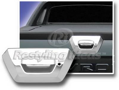 SUV Truck Accessories - Tail Gate Lock - Restyling Ideas - Chevrolet Avalanche Restyling Ideas Tailgate Cover - 65203