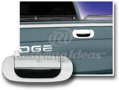 Suv Truck Accessories - Tail Gate Lock - Restyling Ideas - Dodge Ram Restyling Ideas Tailgate Cover - 65209