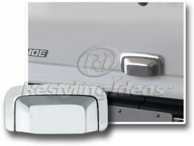 Suburban - Body Kit Accessories - Restyling Ideas - Chevrolet Suburban Restyling Ideas Rear Door Handle Cover - Liftgate - 65212