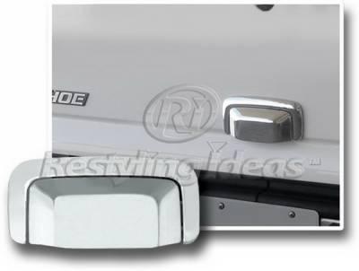 Yukon - Body Kit Accessories - Restyling Ideas - GMC Yukon Restyling Ideas Rear Door Handle Cover - Liftgate - 65212