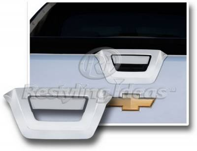 SUV Truck Accessories - Tail Gate Lock - Restyling Ideas - Chevrolet Avalanche Restyling Ideas Tailgate Handle Cover - 65226
