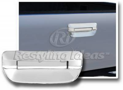 Suv Truck Accessories - Tail Gate Lock - Restyling Ideas - Toyota Tacoma Restyling Ideas Tailgate Handle Cover - 65230