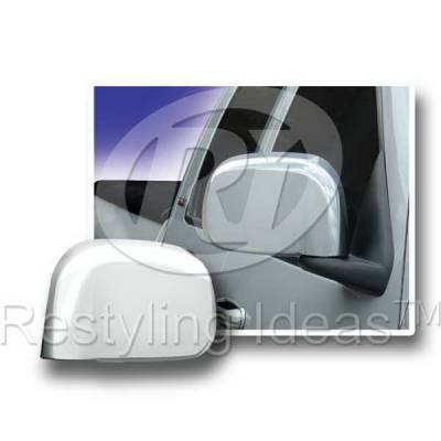 Ram - Mirrors - Restyling Ideas - Dodge Ram Restyling Ideas Mirror Cover - 67302