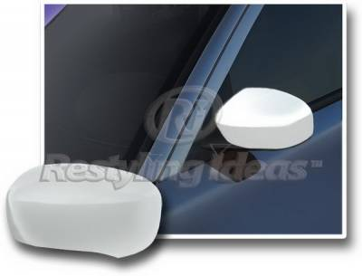 300 - Mirrors - Restyling Ideas - Chrysler 300 Restyling Ideas Mirror Cover - Chrome ABS - 67305