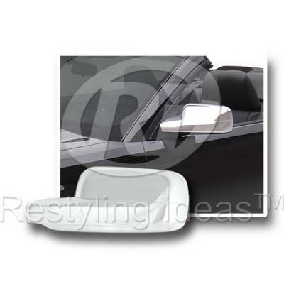 Mustang - Mirrors - Restyling Ideas - Ford Mustang Restyling Ideas Mirror Cover - 67306