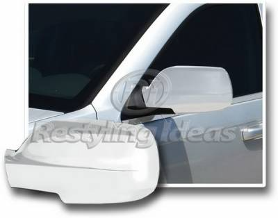 Grand Cherokee - Mirrors - Restyling Ideas - Jeep Grand Cherokee Restyling Ideas Mirror Cover - 67308