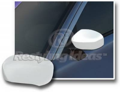 300 - Mirrors - Restyling Ideas - Chrysler 300 Restyling Ideas Mirror Cover - Chrome ABS - 67311
