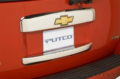 Suburban - Rear Add On - Putco - Chevrolet Suburban Putco Rear Handle Covers - 400034