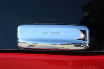 Escalade - Rear Add On - Putco - Cadillac Escalade Putco Rear Handle Covers - 400039