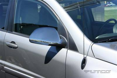 Equinox - Mirrors - Putco - Chevrolet Equinox Putco Mirror Overlays - 400101