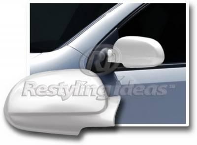 Reno - Mirrors - Restyling Ideas - Suzuki Reno Restyling Ideas Mirror Cover - Chrome ABS - 67351
