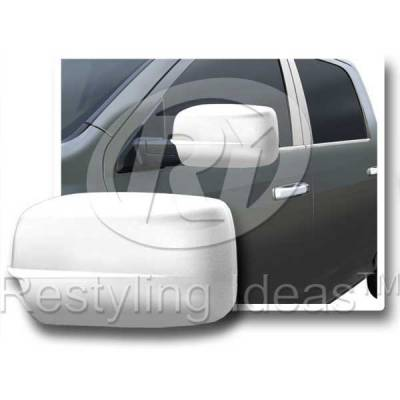Ram - Mirrors - Restyling Ideas - Dodge Ram Restyling Ideas Mirror Cover - 67359