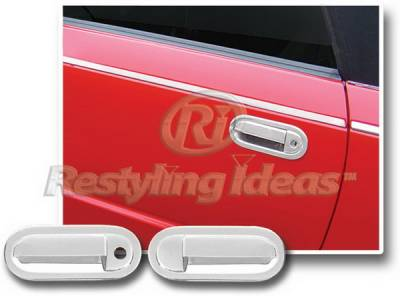 Thunderbird - Body Kit Accessories - Restyling Ideas - Ford Thunderbird Restyling Ideas Door Handle Cover - 68122