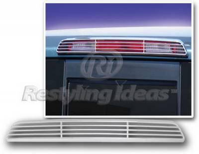 Headlights & Tail Lights - Third Brake Lights - Restyling Ideas - Nissan Frontier Restyling Ideas 3rd Brake Light Trim - 69901