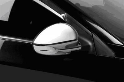 Cruze - Mirrors - Putco - Chevrolet Cruze Putco Mirror Overlays - 400595
