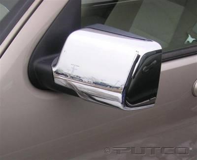 Explorer - Mirrors - Putco - Ford Explorer Putco Mirror Overlays - 400872