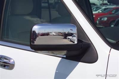 Navigator - Mirrors - Putco - Lincoln Navigator Putco Mirror Overlays - 401112