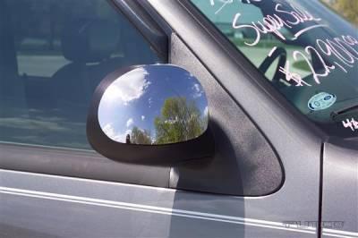 F150 - Mirrors - Putco - Ford F150 Putco Mirror Overlays - 401117