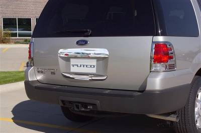 Expedition - Rear Add On - Putco - Ford Expedition Putco Upper Rear Handle Cover - 401405