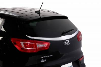 Sportage - Body Kit Accessories - Putco - Kia Sportage Putco Chrome Lip Spoiler Cover - 401726