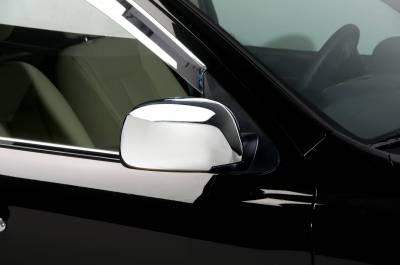 Santa Fe - Mirrors - Putco - Hyundai Santa Fe Putco Mirror Overlays - 401782