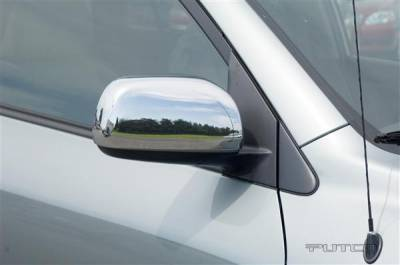 Rav 4 - Mirrors - Putco - Toyota Rav 4 Putco Mirror Overlays - 402024