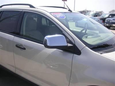Edge - Mirrors - Putco - Ford Edge Putco Mirror Overlays - 402146