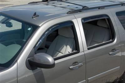 Suburban - Body Kit Accessories - Putco - Chevrolet Suburban Putco Decorative Classic Pillar Posts without Accents - 402613