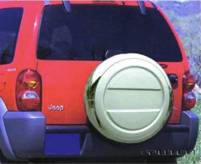 Liberty - Body Kit Accessories - Putco - Jeep Liberty Putco Spare Tire Ring - 402701