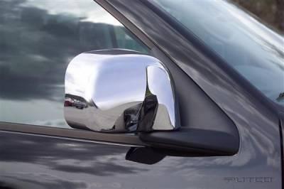 Ram - Mirrors - Putco - Dodge Ram Putco Mirror Overlays - 402802