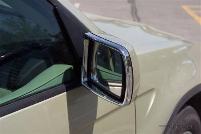 Putco - BMW X5 Putco Mirror Overlays - 403004