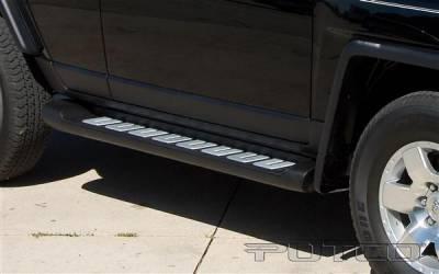 FJ Cruiser - Door Sills - Putco - Toyota FJ Cruiser Putco Door Sill Step Cover - 403103
