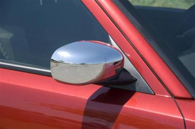 Charger - Mirrors - Putco - Dodge Charger Putco Mirror Overlays - 403322