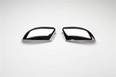 300 - Mirrors - Putco - Chrysler 300 Putco Mirror Overlays - 403325