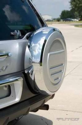 H3 - Body Kit Accessories - Putco - Hummer H3 Putco Spare Tire Ring - 403705