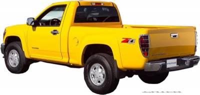Colorado - Body Kit Accessories - Putco - Chevrolet Colorado Putco Exterior Chrome Accessory Kit - 405047