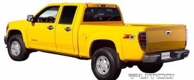Colorado - Body Kit Accessories - Putco - Chevrolet Colorado Putco Exterior Chrome Accessory Kit - 405050