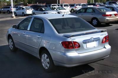 Corolla - Body Kit Accessories - Putco - Toyota Corolla Putco Exterior Chrome Accessory Kit - 405063