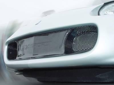 Grilles - Custom Fit Grilles - RKSport - Chevrolet Camaro RKSport Carbon Fiber Front Grille - 01011204
