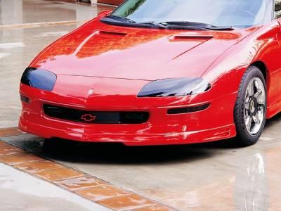 RKSport - Chevrolet Camaro RKSport CA-300 Front Valance - 01013001