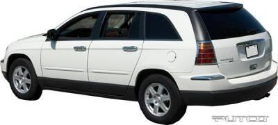 Pacifica - Body Kit Accessories - Putco - Chrysler Pacifica Putco Exterior Chrome Accessory Kit - 405141