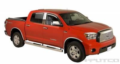 Tundra - Body Kit Accessories - Putco - Toyota Tundra Putco Exterior Chrome Accessory Kit - 405305
