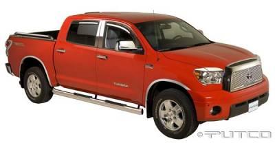 Tundra - Body Kit Accessories - Putco - Toyota Tundra Putco Exterior Chrome Accessory Kit - 405423