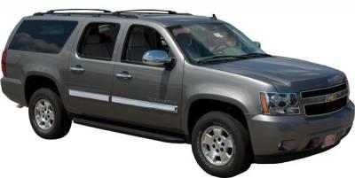 Suburban - Body Kit Accessories - Putco - Chevrolet Suburban Putco Exterior Chrome Accessory Kit - 405620