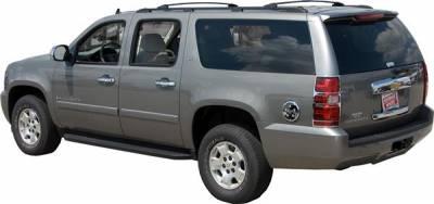 Suburban - Body Kit Accessories - Putco - Chevrolet Suburban Putco Exterior Chrome Accessory Kit - 405621