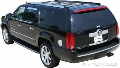 Escalade - Body Kit Accessories - Putco - Cadillac Escalade Putco Exterior Chrome Accessory Kit - 405635